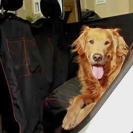 Capa para Cachorro Banco do Carro